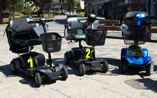 Car Boot Scooters
