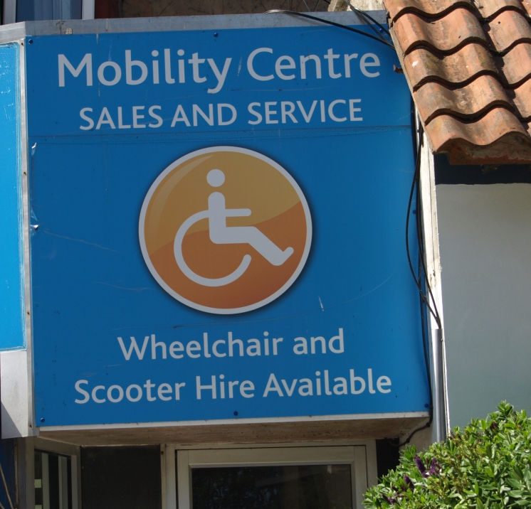 Bournemouths Mobility Centre